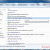 Lista de Configuraciones de Windows 7