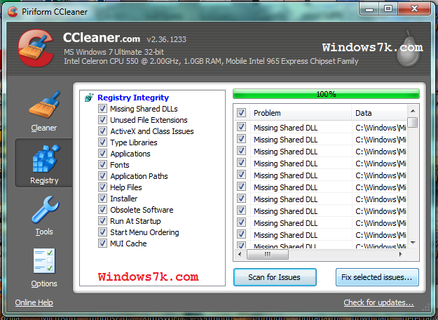 Free Ccleaner Windows Xp
