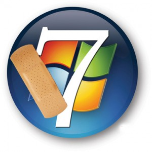 Actualizaciones en Windows 7