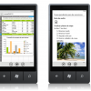 Office Mobil 2010 en Windows Phone 7
