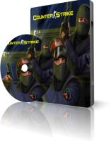 Counter Strike 1.6 Disc