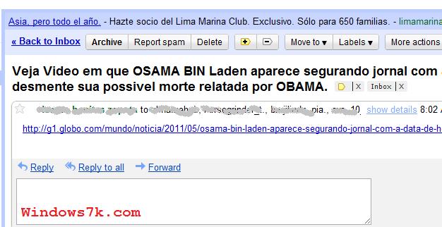 Virus de Osama Bin Laden vivo