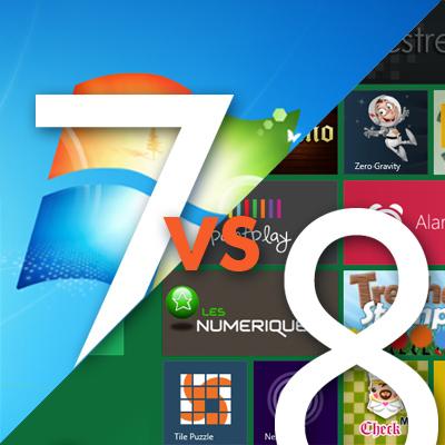 Las pocas ventas de Microsoft Windows 8