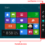 Los Charms de Windows 8