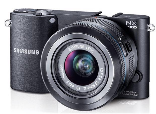 Presentamos la Samsung NX1100
