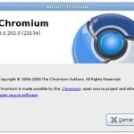 Chromium, navegador similar a chrome